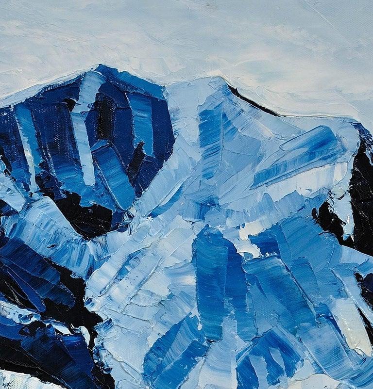 Y Garn,Eryri (Snowdonia, Wales). Welsh Artist.Original Oil Painting.Contemporary For Sale 10