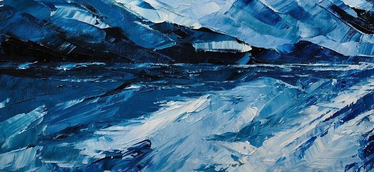 Y Garn,Eryri (Snowdonia, Wales). Welsh Artist.Original Oil Painting.Contemporary For Sale 12
