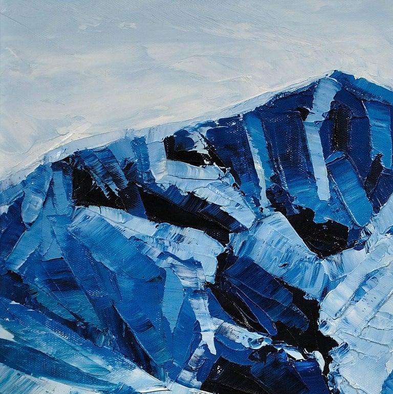 Y Garn,Eryri (Snowdonia, Wales). Welsh Artist.Original Oil Painting.Contemporary For Sale 6
