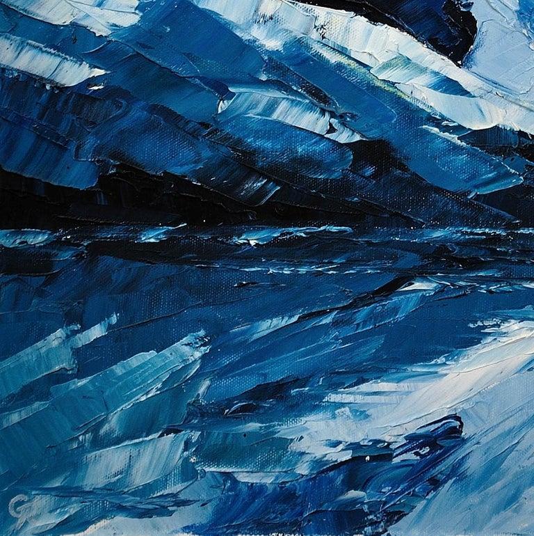 Y Garn,Eryri (Snowdonia, Wales). Welsh Artist.Original Oil Painting.Contemporary For Sale 8