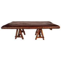 Gymnast Table Leather Top
