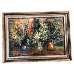 Gyorgy Ruzicskay Painting