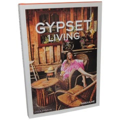 Gypstet Living Decorative Hard-Cover Assouline Book