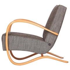 H-269 Streamline Chair by Jindřich Halabala for Spojene UP Zavody, 1930s