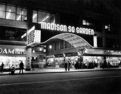 Madison Square Garden (1953) Silver Gelatin Fibre Print - Oversized