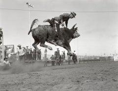 Rodeo (1950) Silver Gelatin Fibre Print - Oversized