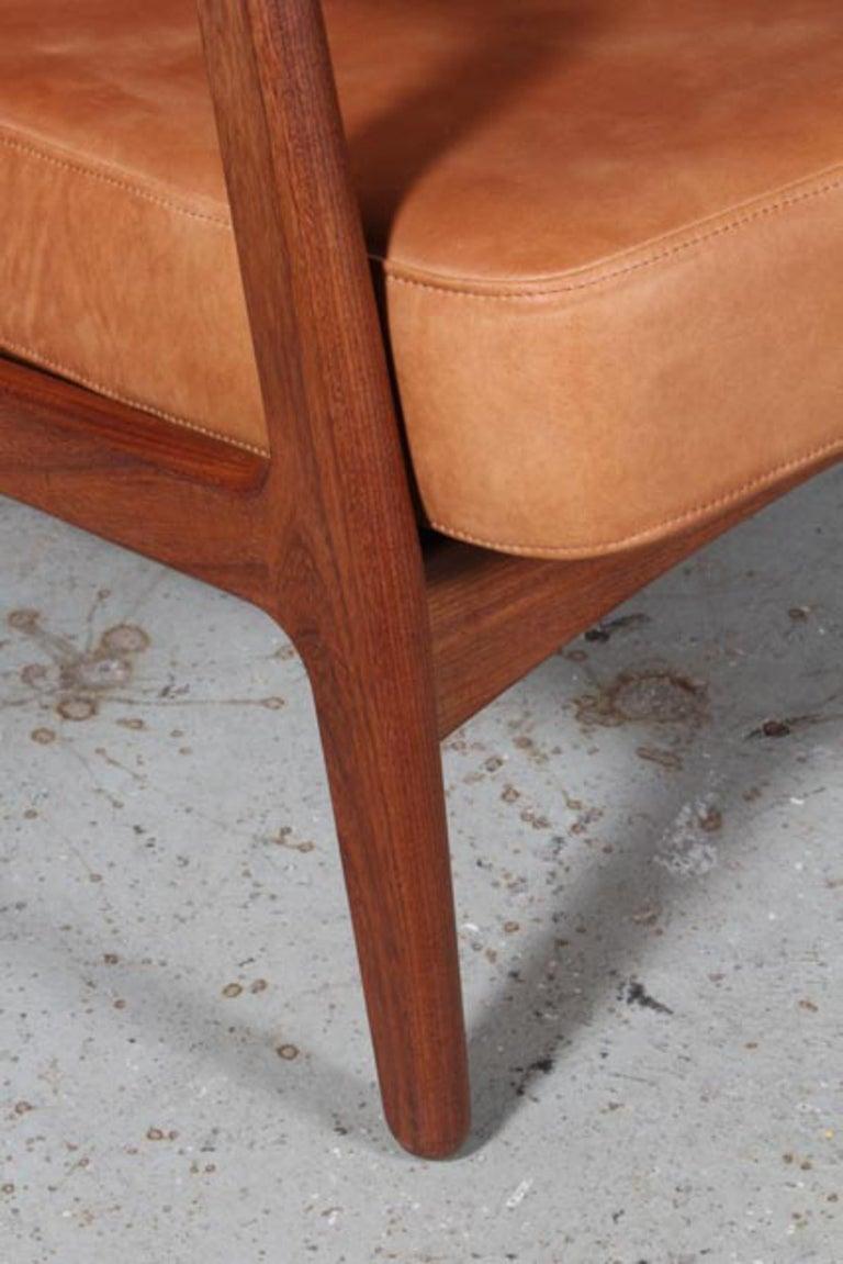 Danish H. Brockmann Petersen Lounge Chair