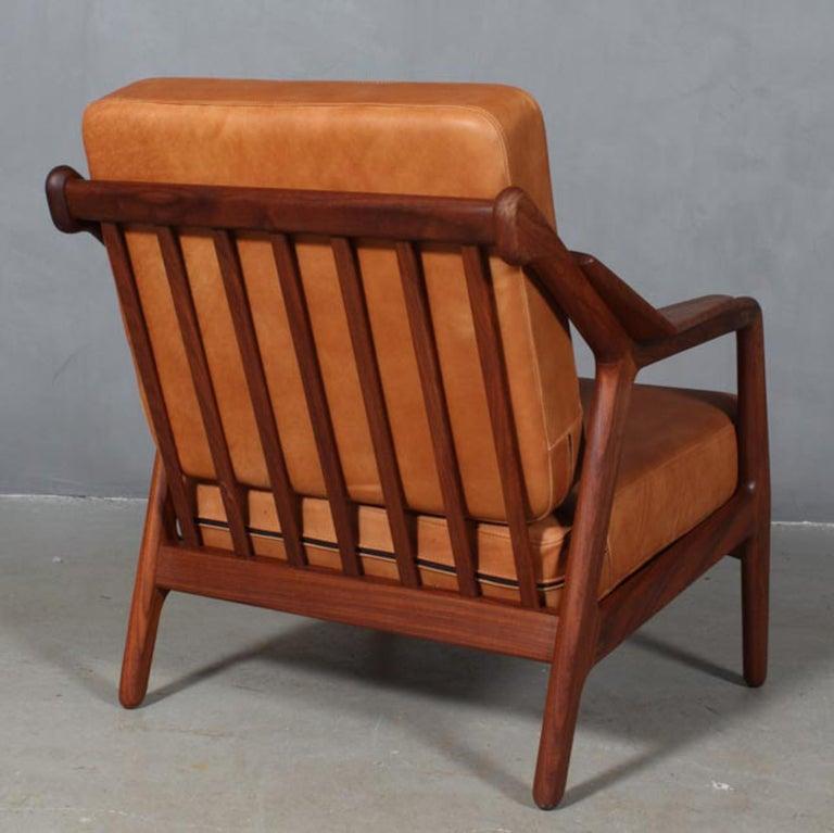 Mid-20th Century H. Brockmann Petersen Lounge Chair