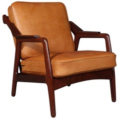 H. Brockmann Petersen Lounge Chair