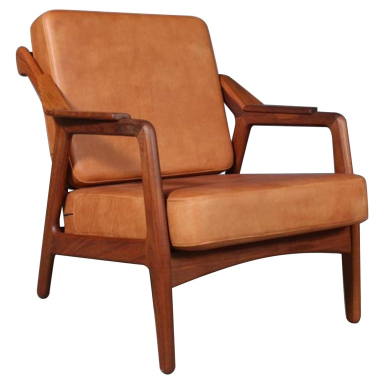 H. Brockmann Petersen Lounge Chair