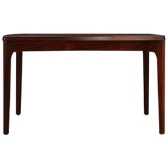 H. Kjaernulf Dining Table Rosewood Danish Design