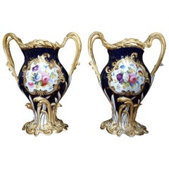 H & R Daniel Stunning Decorative Vase