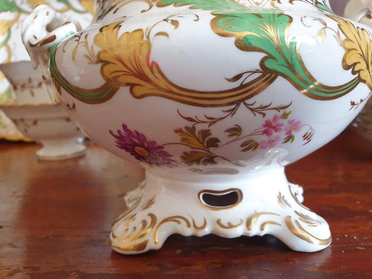 H & R Daniel Tea/Coffee Service For Sale 5