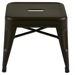 H Stool 30 in Forest Green by Chantal Andriot & Tolix
