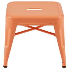 H Stool 30 in Tendance Flamingo Pink by Chantal Andriot and Tolix