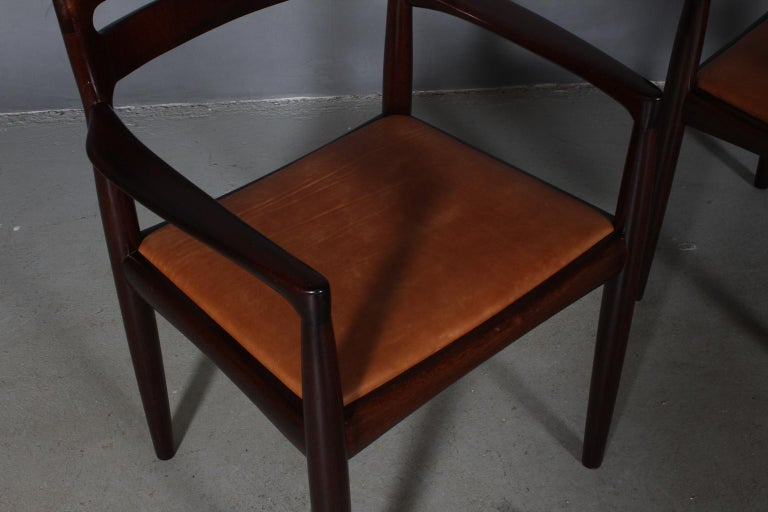 H. W. Klein Set of Armchairs In Good Condition For Sale In Esbjerg, DK