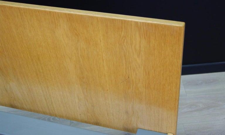 H. Wegner Brown Bed 1960s Ash Vintage Danish Design For Sale 2