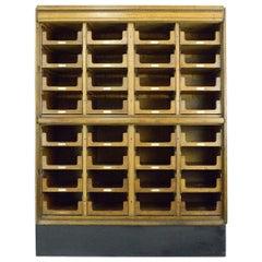 Haberdashery Cabinet by E Pollard & Co, circa 1910