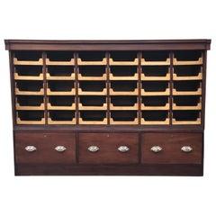 Haberdashery Cabinet