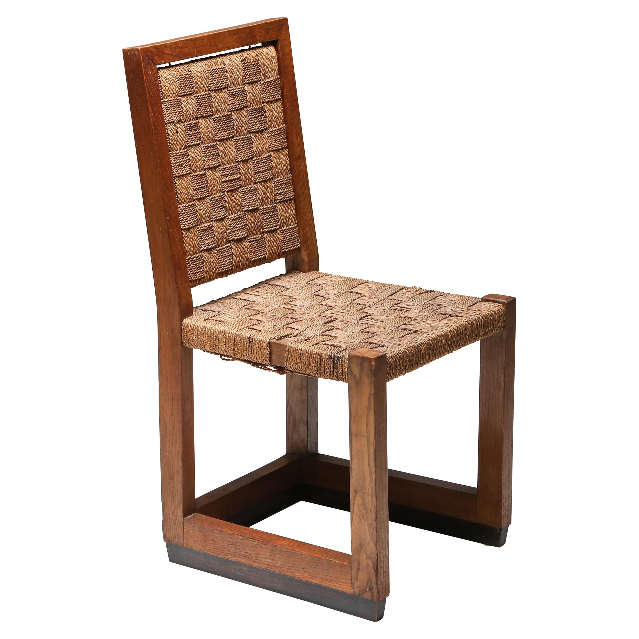 Hague School Chair with Cord Seating
