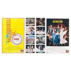 """Hair"" 1979 U.S. One Stop Film Poster"