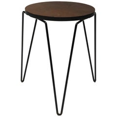 Hairpin Side Table by Florence Knoll