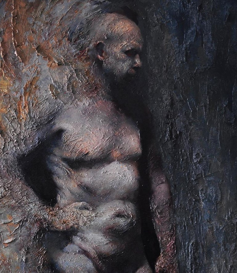 NUDE Painting realism