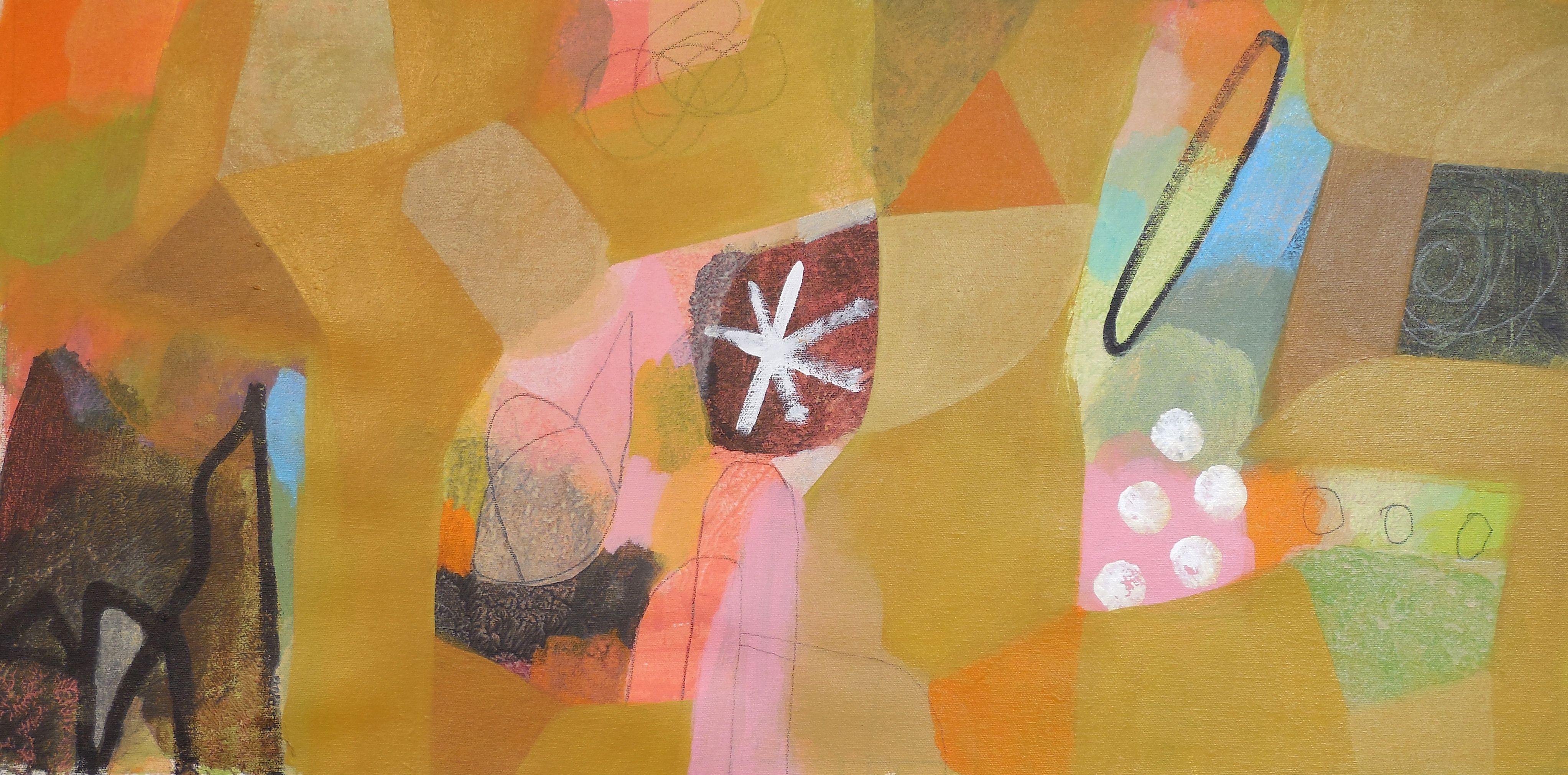 Northstar, Painting, Acrylic on Canvas