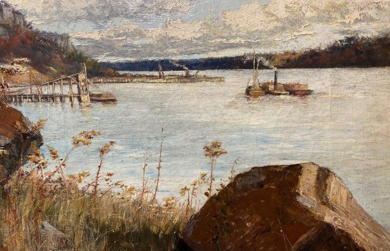 The Hudson River, Palisades For Sale 1