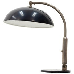Hala Zeist Model 144 Desk Lamp by H.Th.J.A. Busquet, 1950s