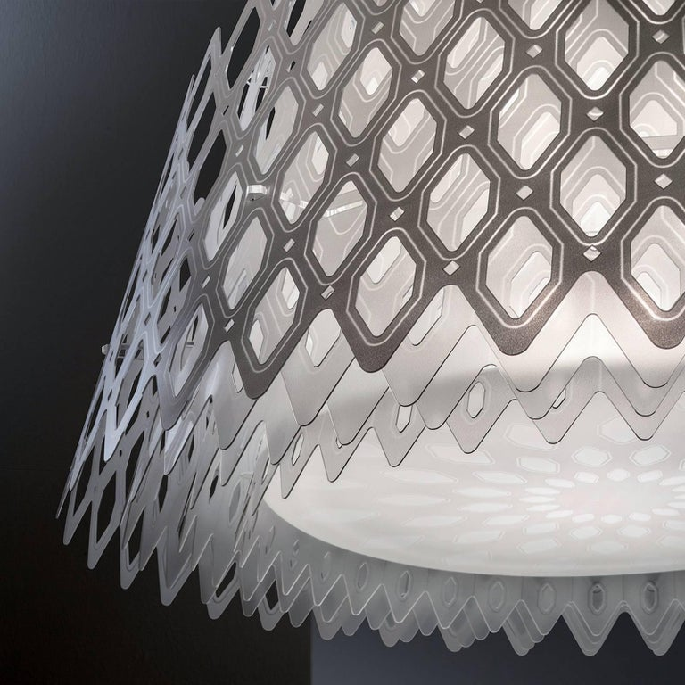 Half Charlotte Ceiling Lamp by Doriana and Massimiliano Fuksas In New Condition For Sale In Milan, IT