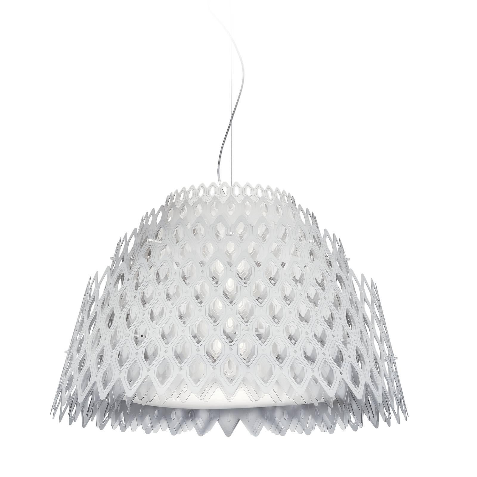 Half Charlotte Ceiling Lamp by Doriana and Massimiliano Fuksas