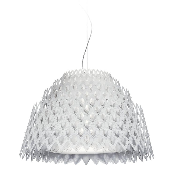 Half Charlotte Ceiling Lamp by Doriana and Massimiliano Fuksas For Sale