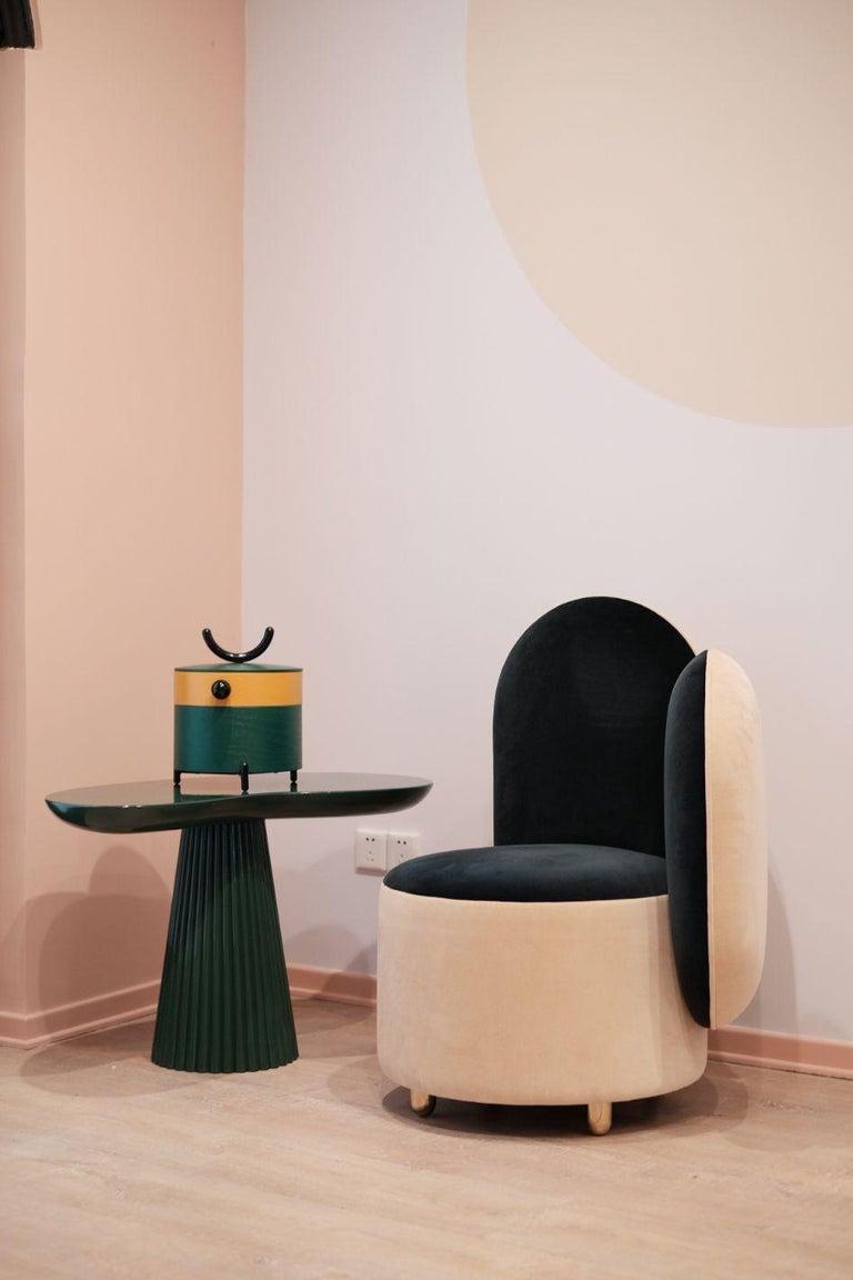 Modern Half Half Designed by Thomas Dariel For Sale