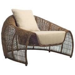 Half-Moon Armchair Indoor or Outdoor