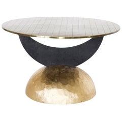 Half Moon Brass Table I, Rooms