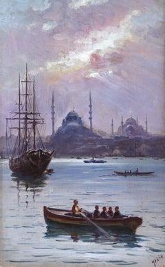 Bosphorus & Hagia Sophia