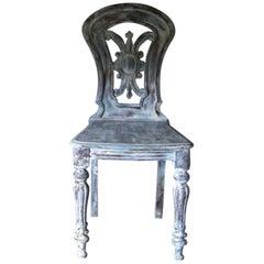 Hall Chair, Side Chair, Decorative Chair