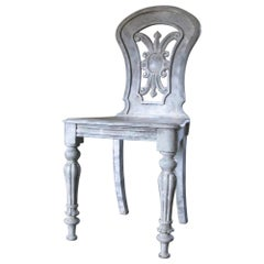 Hall Chair, Side Chair, Decorative Chair