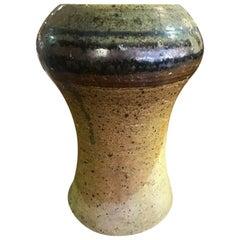 Halle Allpass 'Denmark' Midcentury Large Ceramic Glazed Vessel/ Vase
