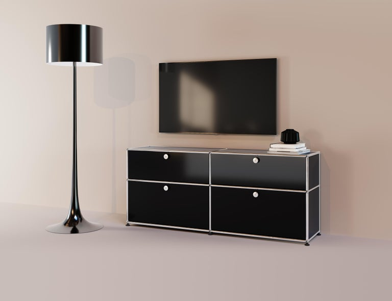 USM Haller Nightstand P Storage System For Sale 34