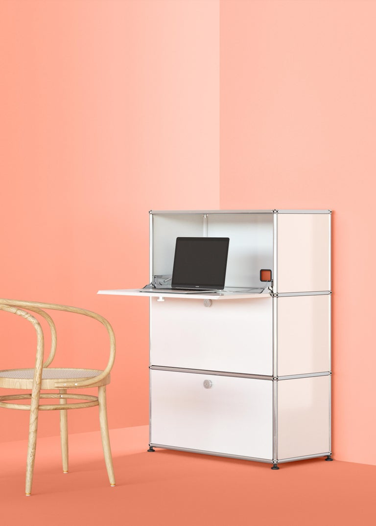 Haller Nightstand P1 Storage System by USM For Sale 29