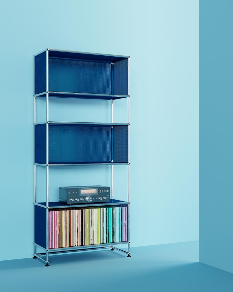 Haller Nightstand P1 Storage System by USM For Sale 33
