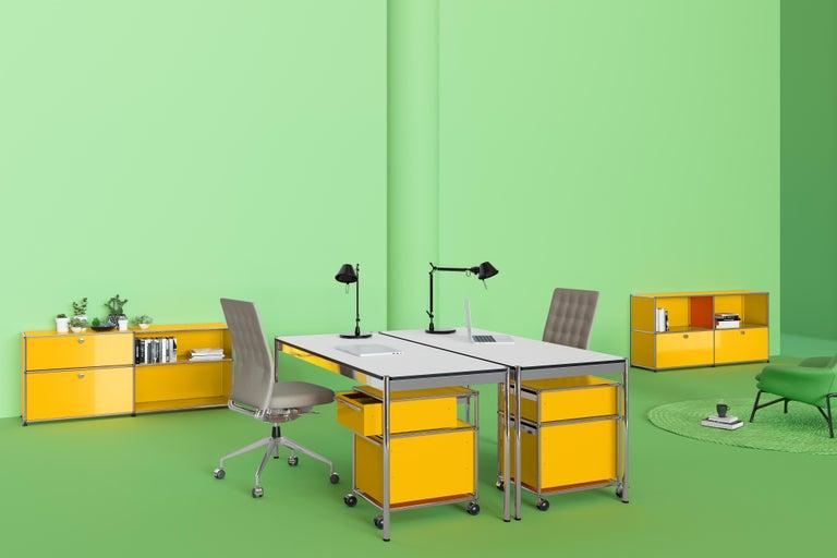 USM Haller Pedestal V Storage System For Sale 26