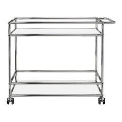 Haller Serving Cart L118 by USM