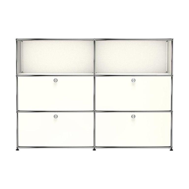 For Sale: White (Pure White) USM Haller Storage G2A Storage System