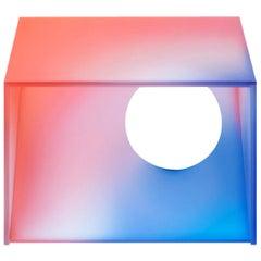 Halo Gradient Color Glass Light 'Short' by Studio Buzao