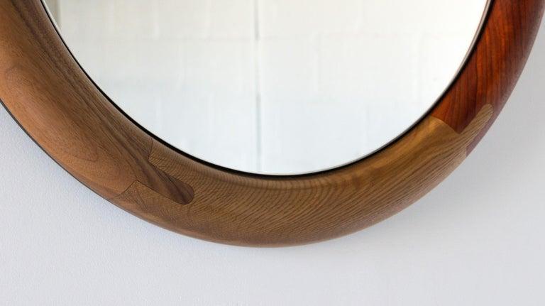 Halo Mirror Round Birnam Wood Studio For Sale 1