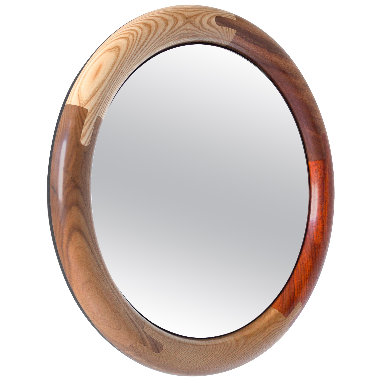 Halo Mirror Round Birnam Wood Studio
