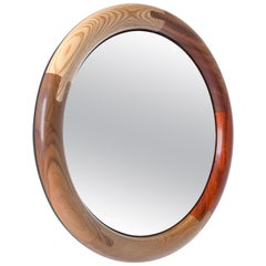 Halo Mirror Round Birnam Wood Studio